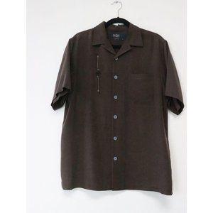 Nat Nast American Fit Short Sleeves Medium Shirt